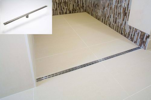 Nice Concrete Shower Floor? (or Tile It)?